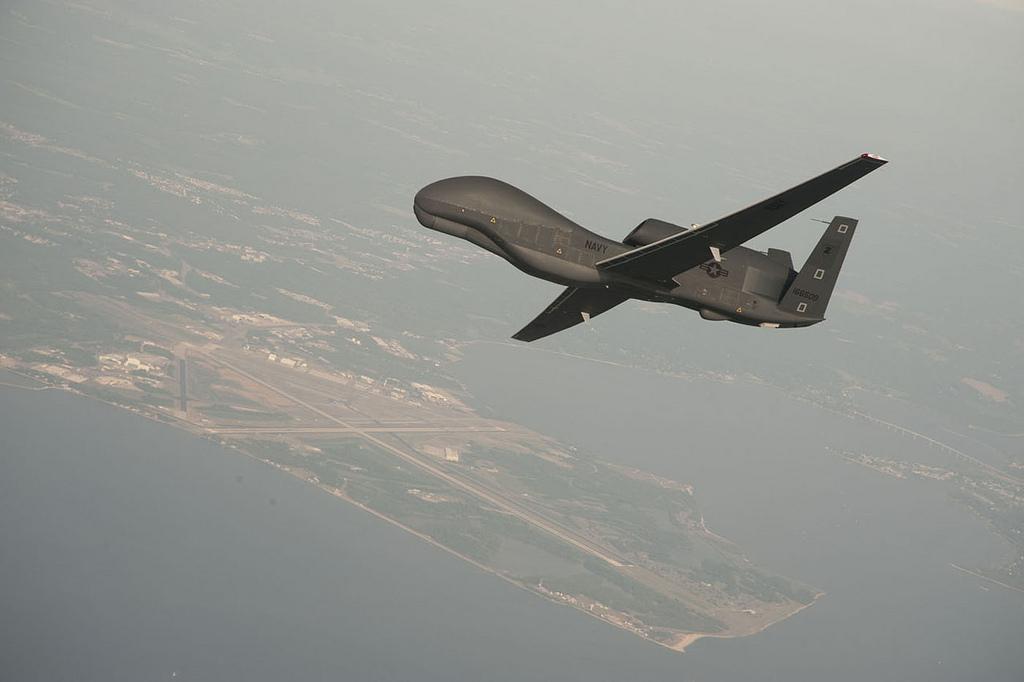 UAVinflight